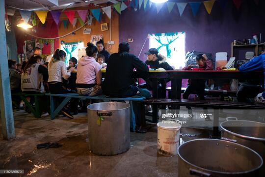Argentina Soup Kitchen
