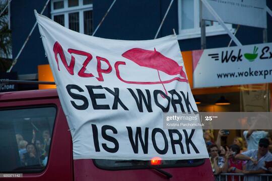 Auckland 2018 Pride