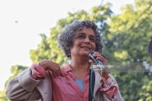 Arundhati Roy Students Protests 2020
