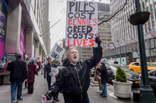 Big Pharma Protests