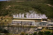 Kenya Geothermal Power Plant