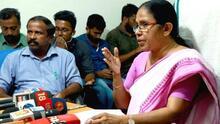 Kerala Health Minister