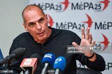 Varoufakis AFP